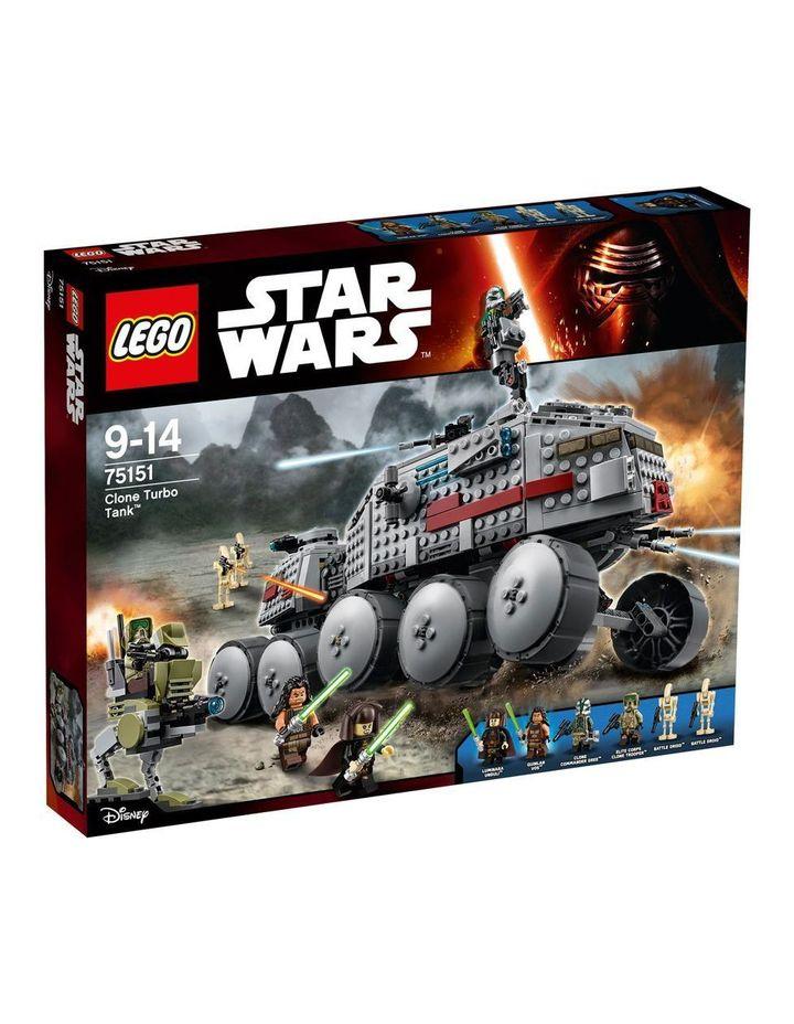 Star Wars Clone Turbo Tank 75151 image 1