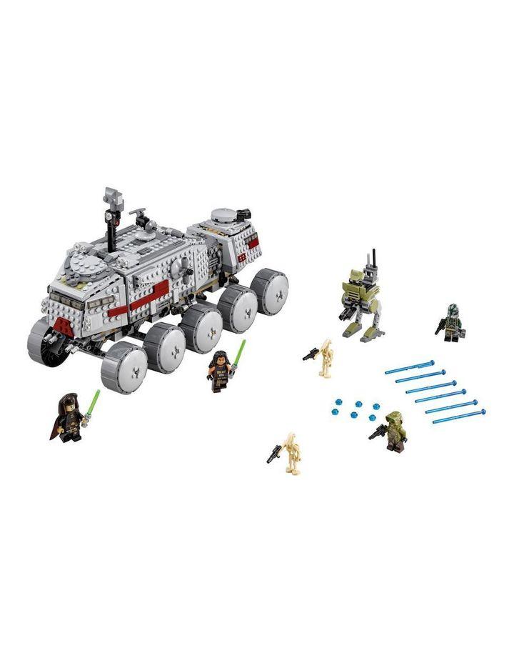 Star Wars Clone Turbo Tank 75151 image 2