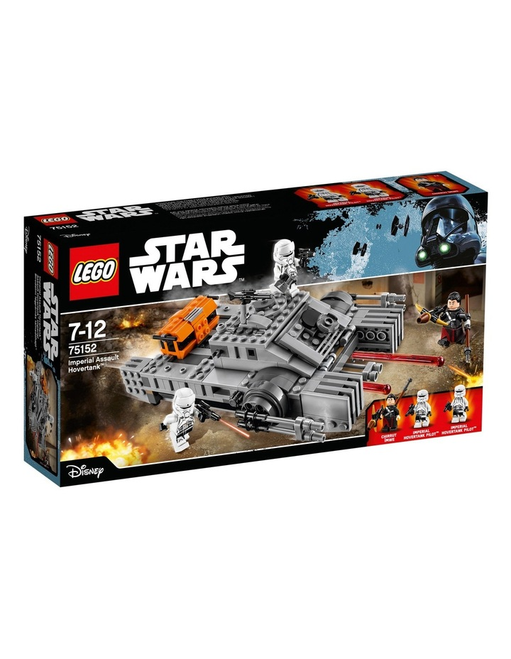 Star Wars Imperial Assault Hovertank 75152 image 1