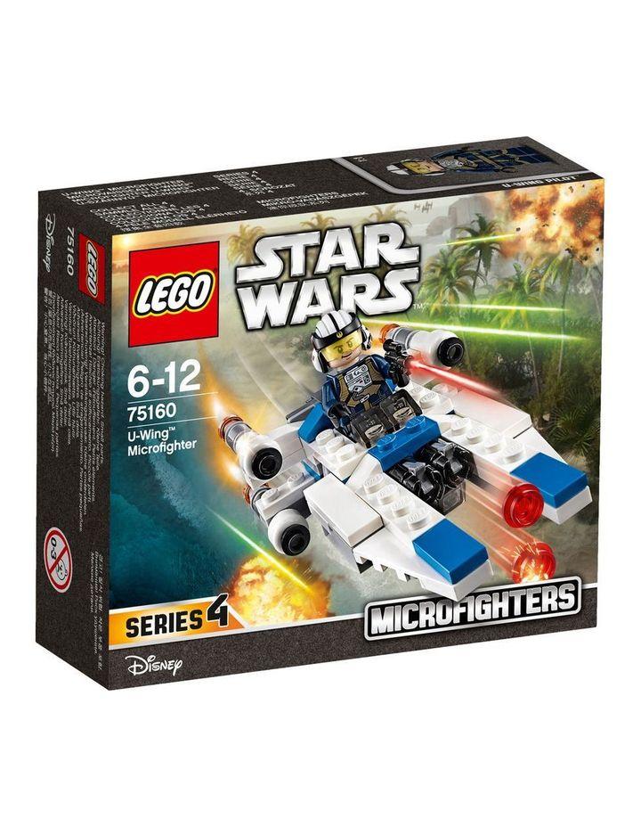 Star Wars U-Wing Microfighter 75160 image 1