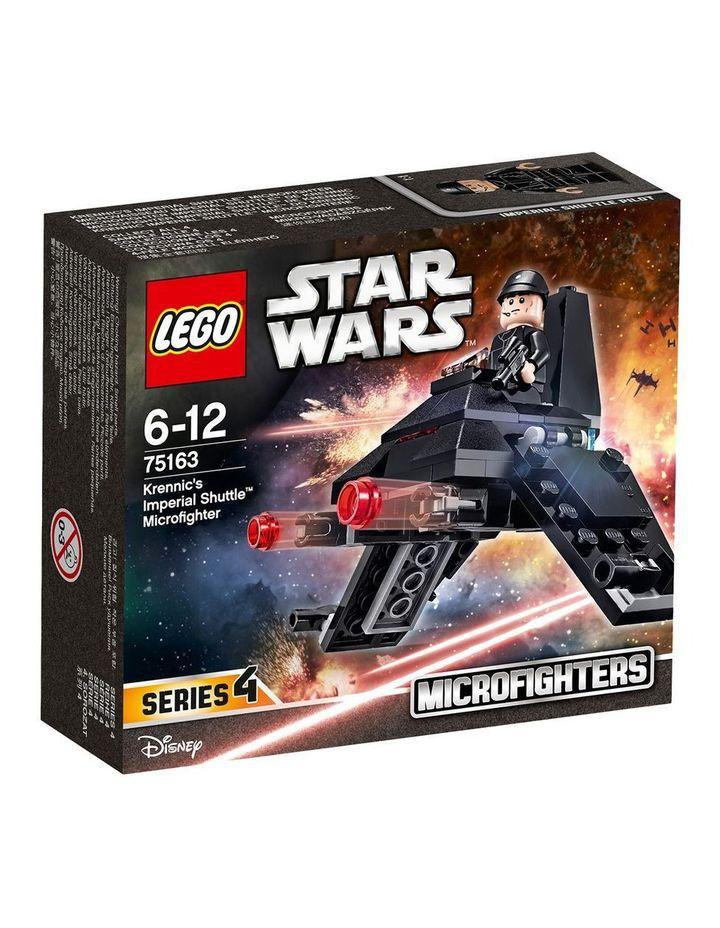 Star Wars Krennic's Imperial Shuttle Microfighter 75163 image 1