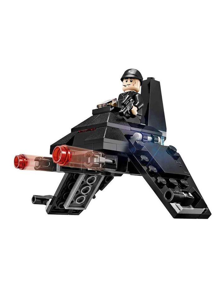 Star Wars Krennic's Imperial Shuttle Microfighter 75163 image 3