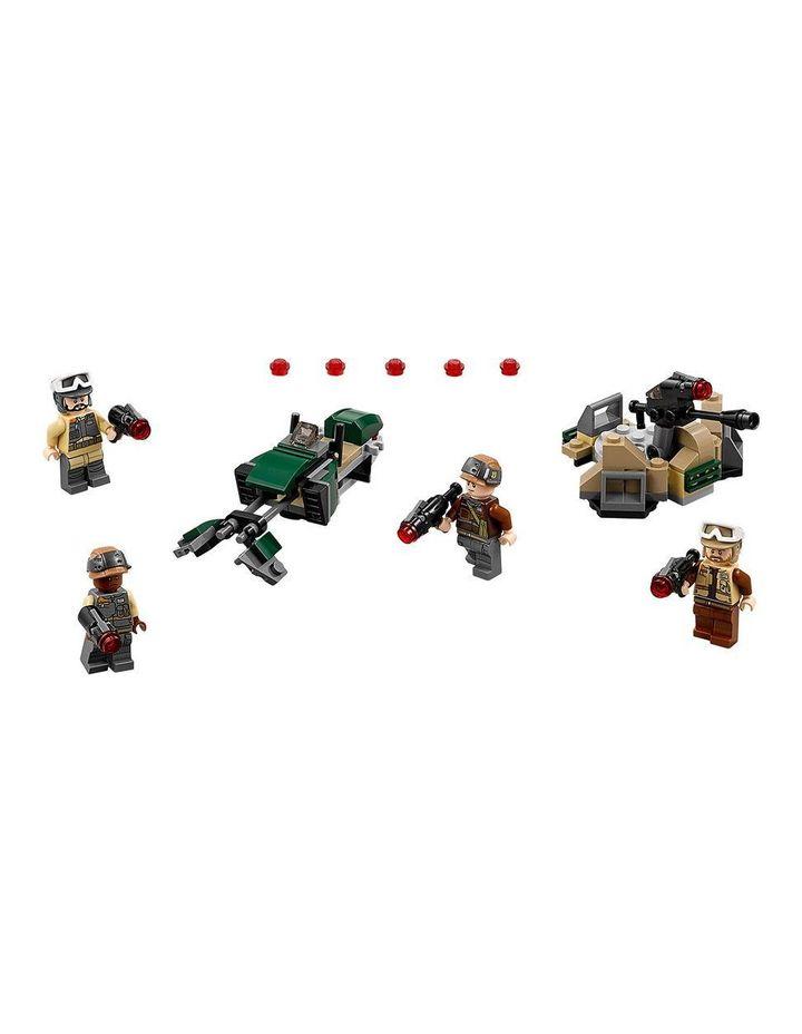 Star Wars Rogue One Rebel Trooper Battle Pack 75164 image 2