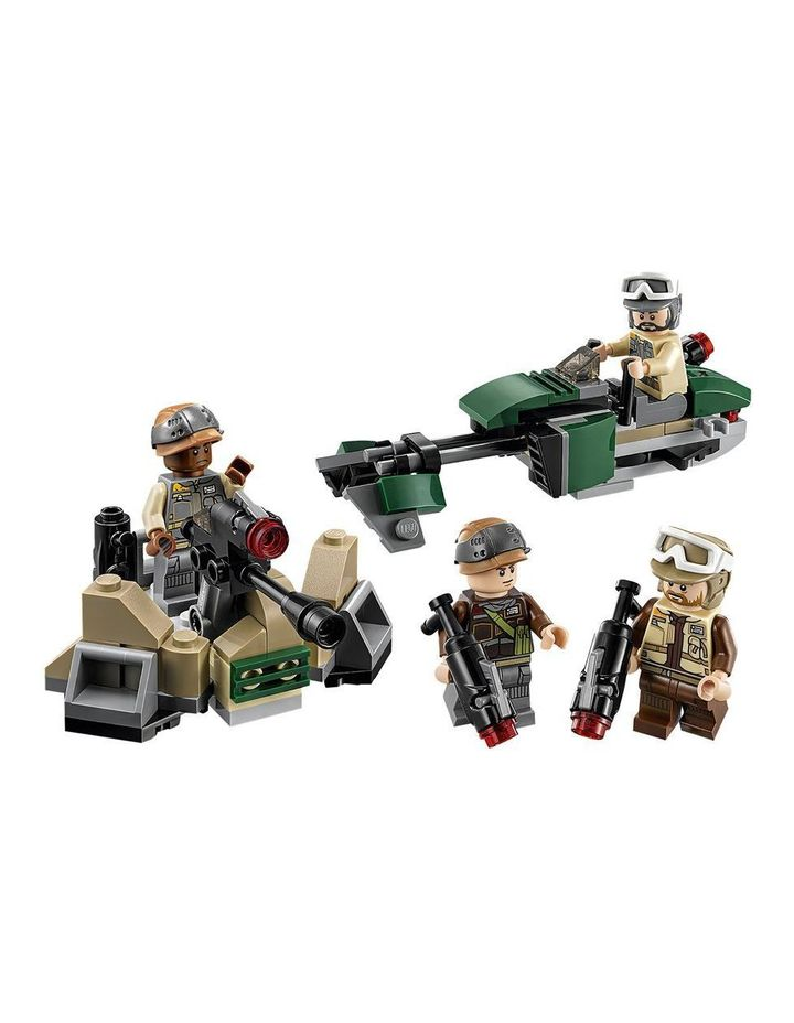 Star Wars Rogue One Rebel Trooper Battle Pack 75164 image 3