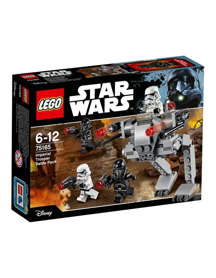 Star Wars Imperial Trooper Battle Pack 75165 image 1