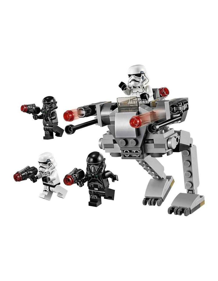 Star Wars Imperial Trooper Battle Pack 75165 image 3