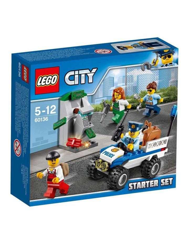 City Police Starter Set 60136 image 1