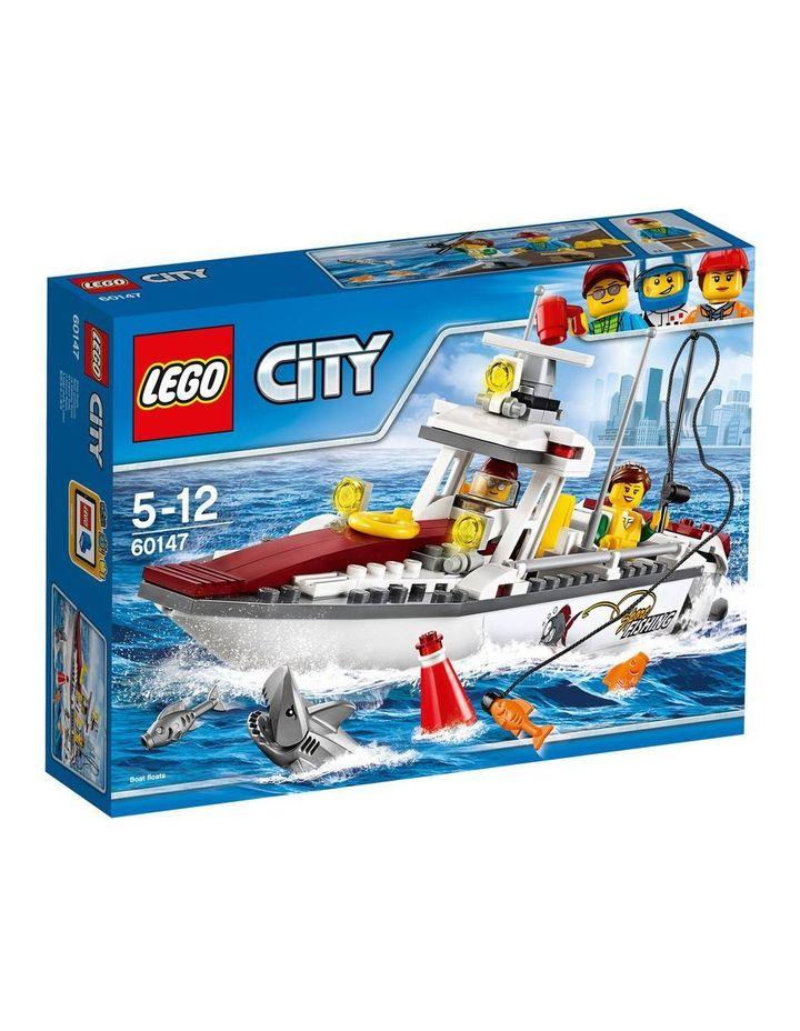 City Fishing Boat 60147 image 1