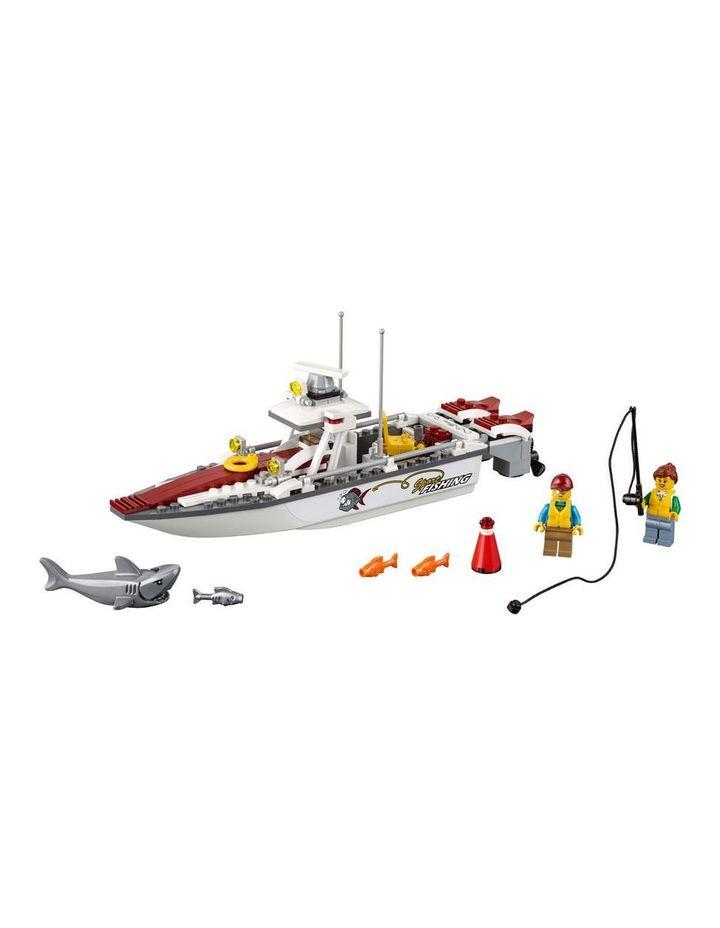 City Fishing Boat 60147 image 2