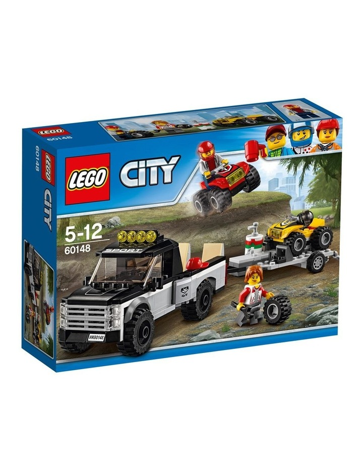 City ATV Race Team 60148 image 1