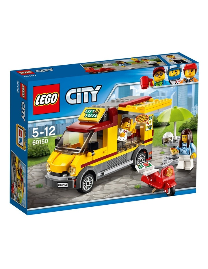City Pizza Van 60150 image 1