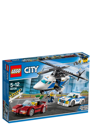 LEGO - City High-speed Chase 60138