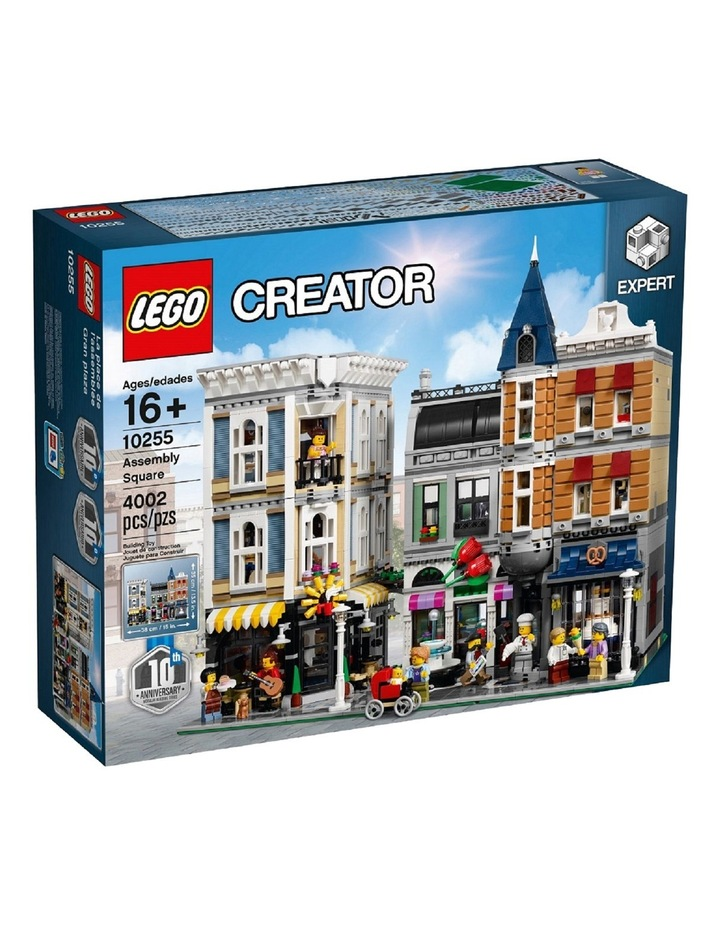 Creator Expert Assembly Square 10255 image 1