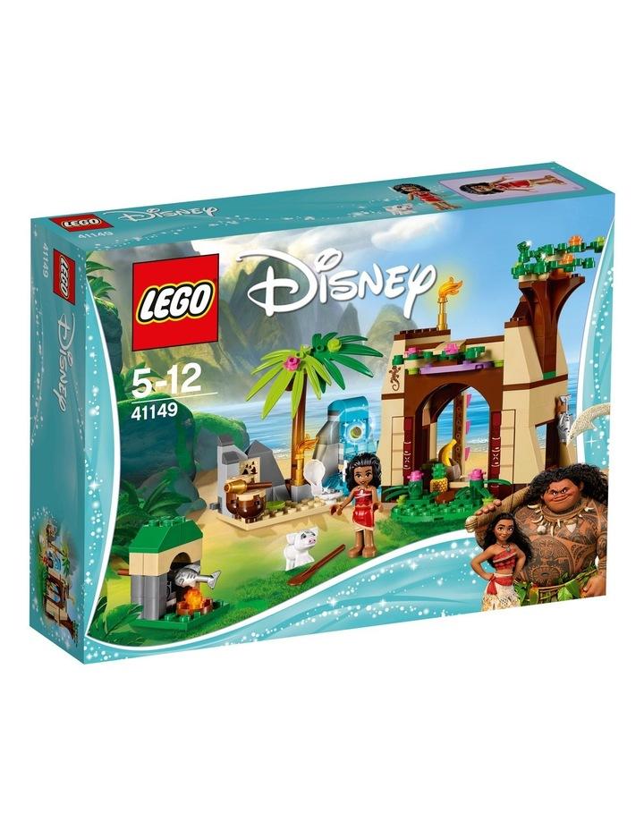 Disney Moana's Island Adventure 10255 image 1