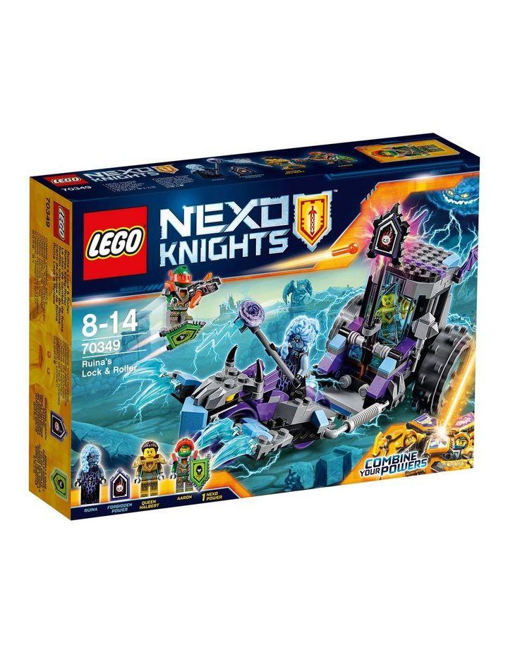 Nexo Knights Ruina's Lock & Roller 70349 image 1