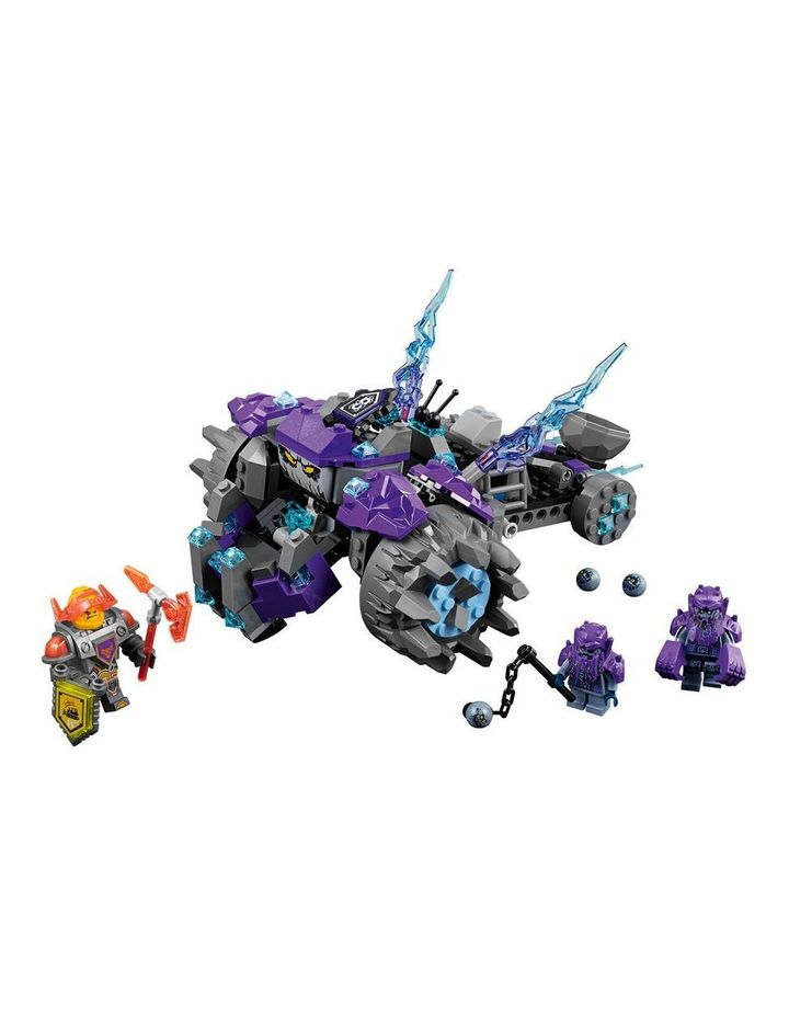 Nexo Knights Three Brothers 70350 image 2