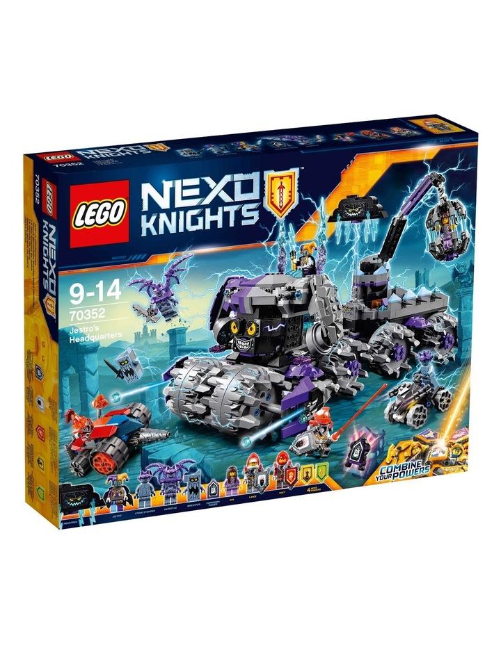 Nexo Knights Jestro's Headquarters 70352 image 2