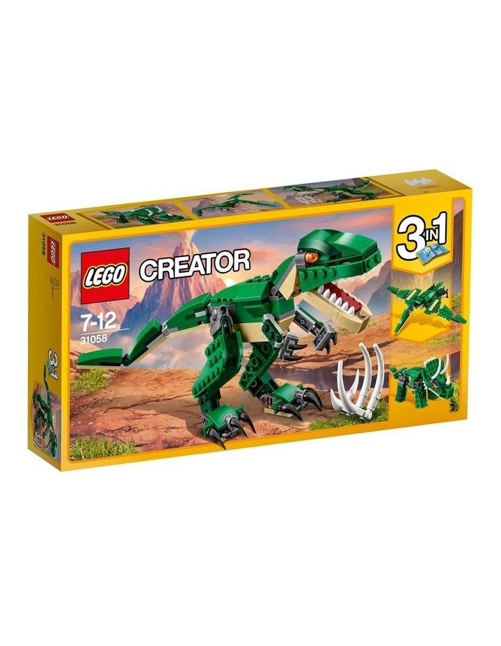 Creator Mighty Dinosaurs 31058 image 1