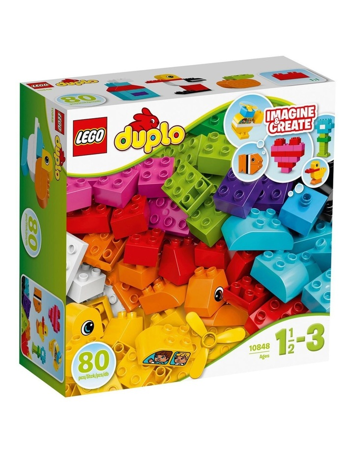 Duplo My First Bricks 10848 image 1