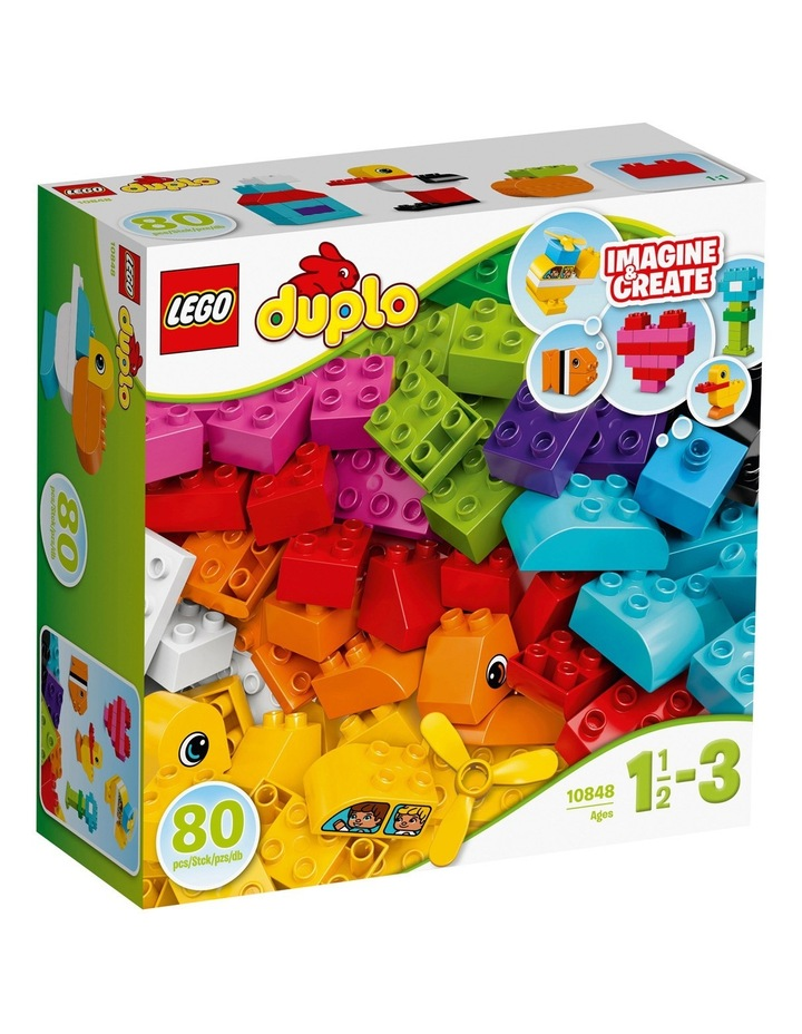 Duplo My First Bricks 10848 image 1