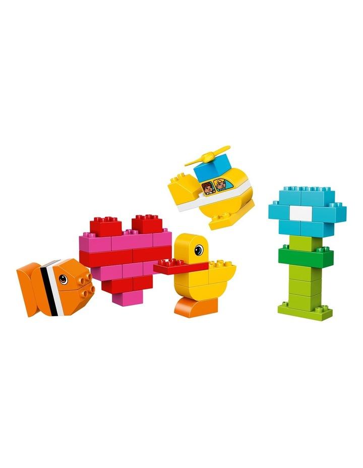 Duplo My First Bricks 10848 image 4