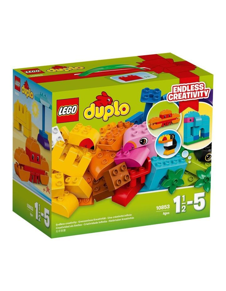 Duplo Creative Builder Box 10853 image 1