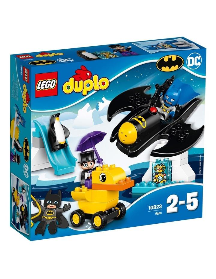 Duplo Batwing Adventure 10823 image 1