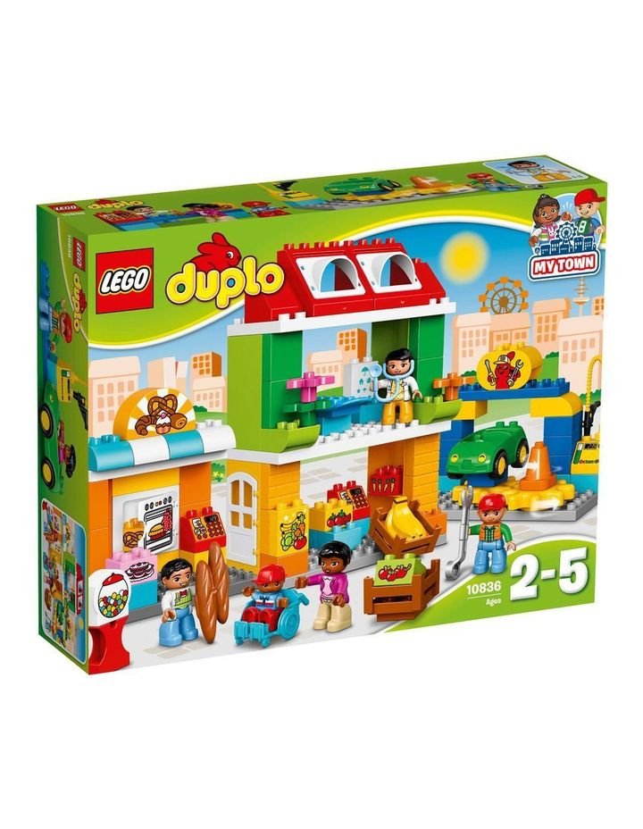 Duplo Town Square 10836 image 1
