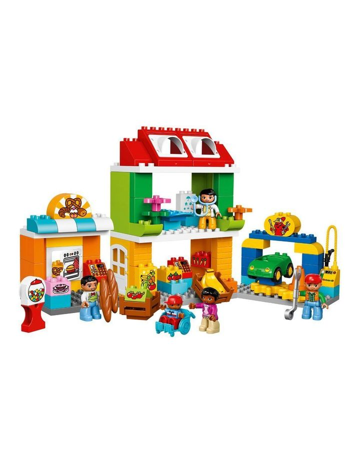 Duplo Town Square 10836 image 2