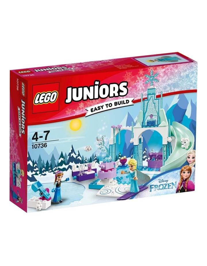 Juniors Anna & Elsa's Frozen Playground 10736 image 1