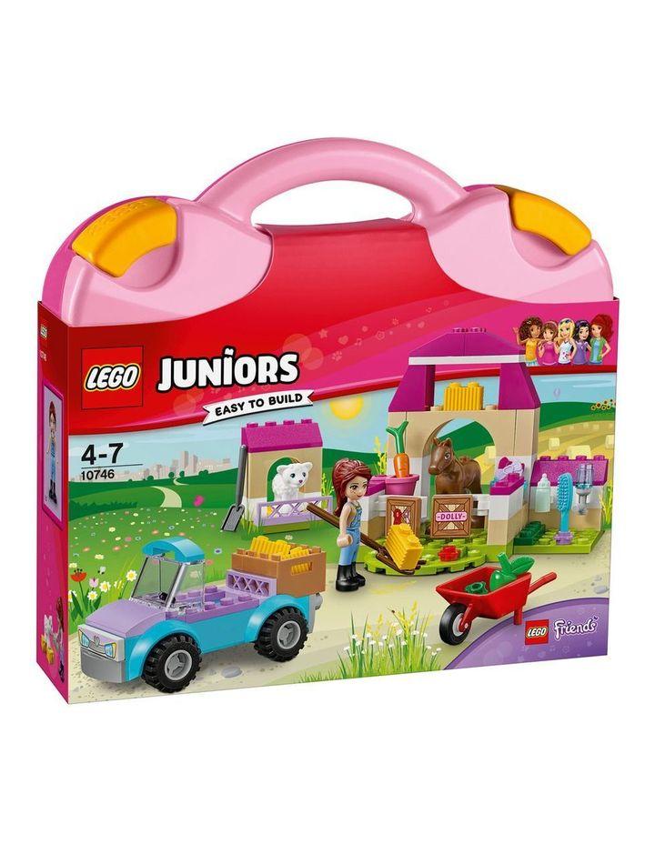 Juniors Mia's Farm Suitcase 10746 image 1