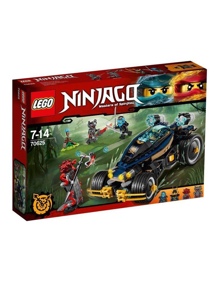 Ninjago Samurai VXL 70625 image 1