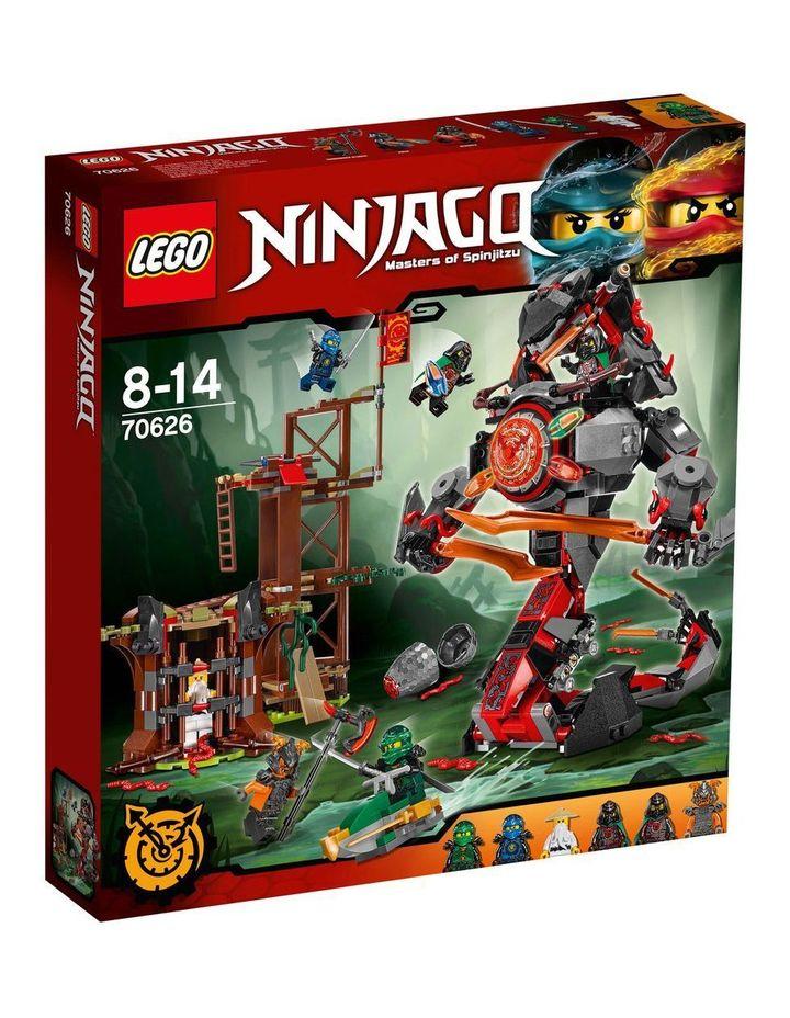 Ninjago Dawn of Iron Doom 70626 image 1