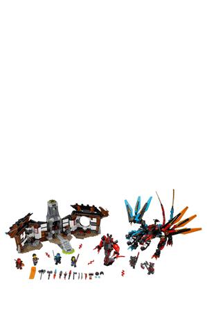 LEGO - Ninjago Dragon's Forge 70627