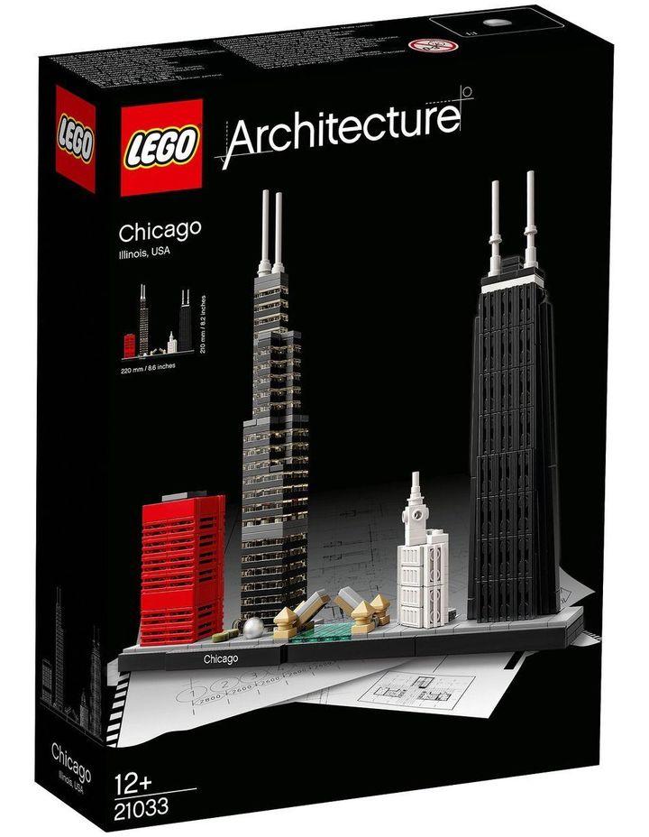 Architecture Chicago 21033 image 1