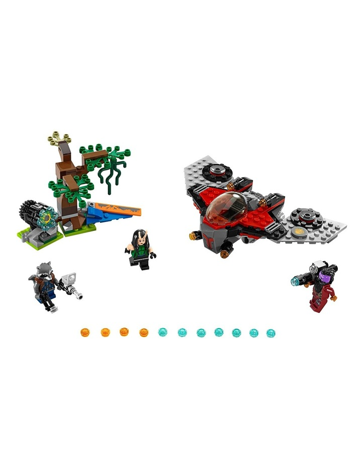 Super Heroes Guardians of the Galaxy Ravager Attack 76079 image 2