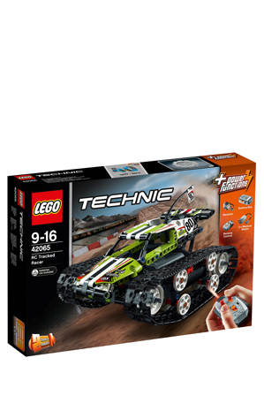 LEGO - Technic RC Tracked Racer 42065