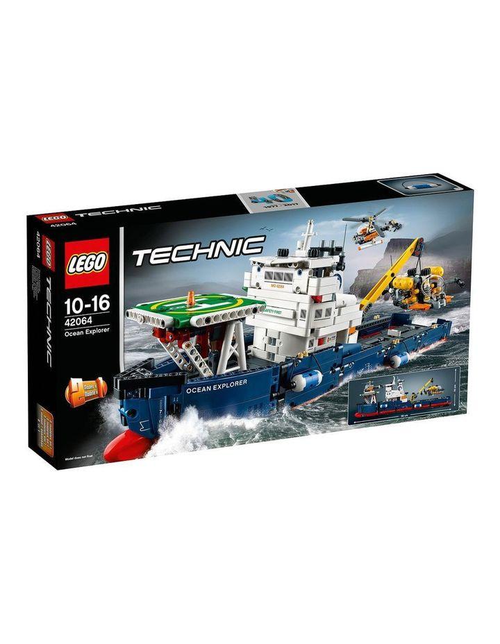 Technic Ocean Explorer 42064 image 1