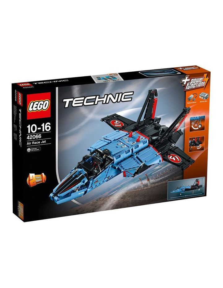Technic Air Race Jet 42066 image 1