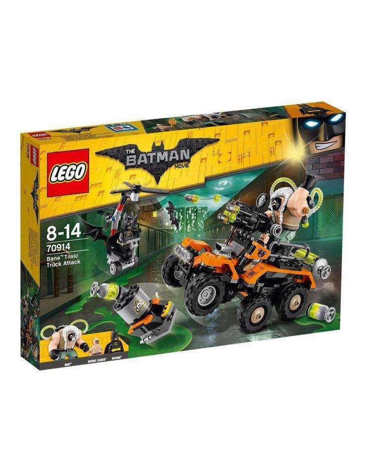 Batman Movie Bane Toxic Truck Attack 70914 image 1