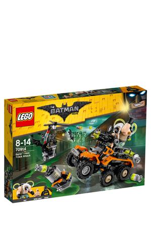 LEGO - Batman Movie Bane Toxic Truck Attack 70914