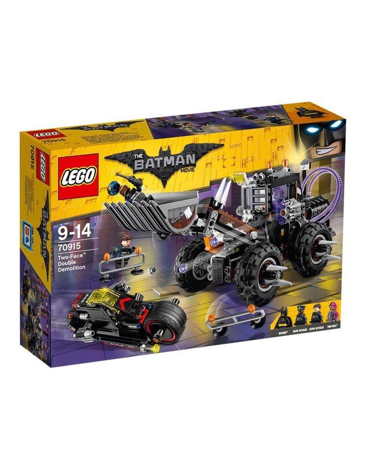 Batman Movie Two-Face Double Demolition 70915 image 1