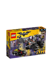 LEGO - Batman Movie Two-Face Double Demolition 70915
