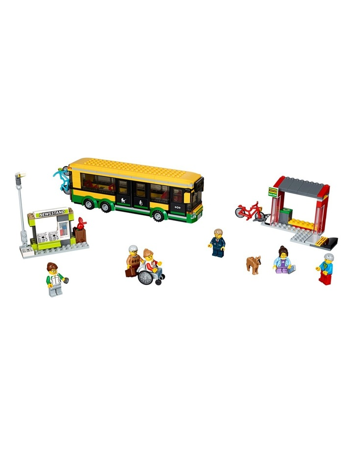 City Bus Station 60154 image 2