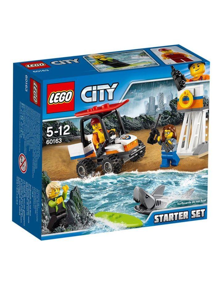 City Coast Guard Starter Set 60163 image 1