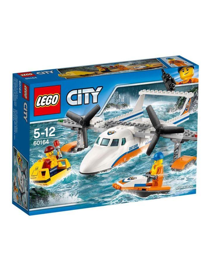 City Sea Rescue Plane 60164 image 1