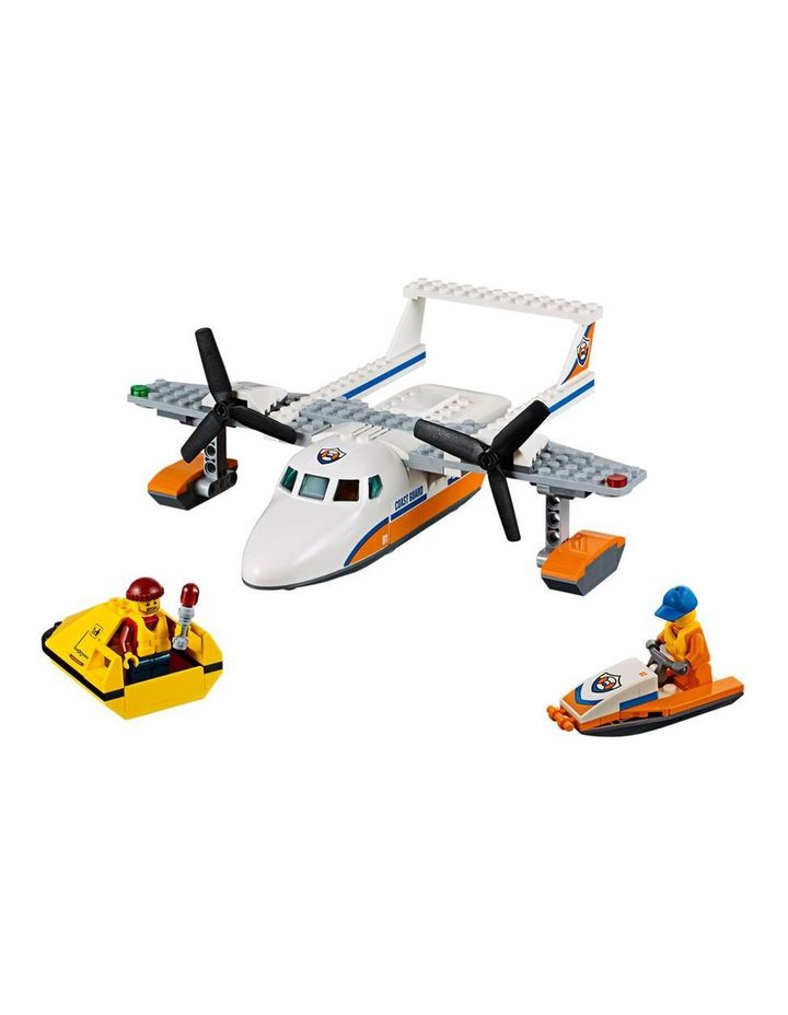 City Sea Rescue Plane 60164 image 2