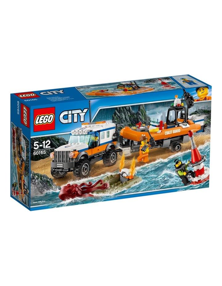 City 4 x 4 Response Unit 60165 image 1