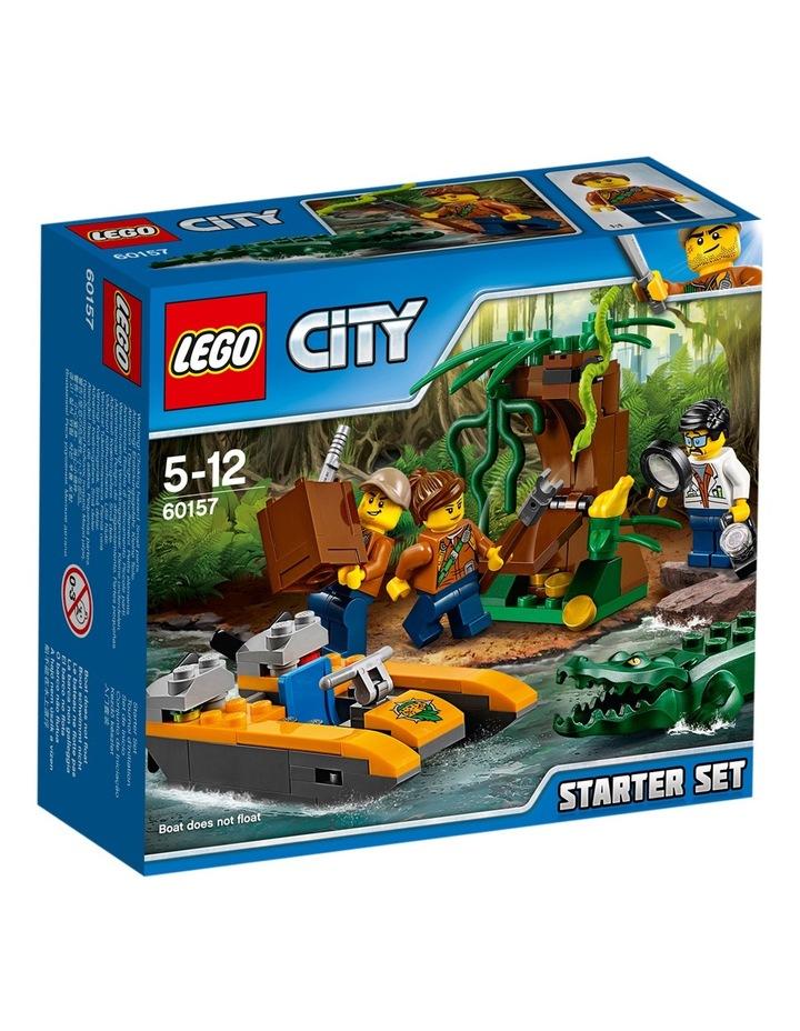 City Jungle Starter Set 60157 image 1