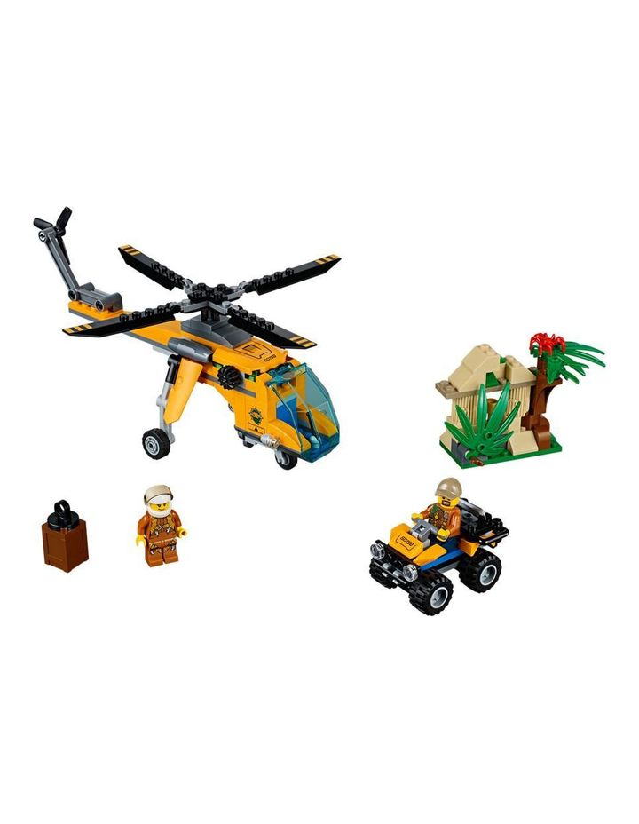 City Jungle Cargo Helicopter 60158 image 2